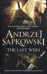 Papel The Last Wish (The Witcher)