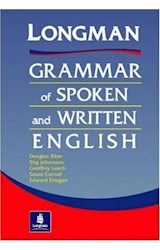 Papel LONGMAN GRAMMAR OF SPOKEN AND WRITTEN ENG.