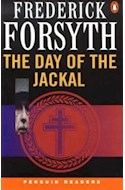 Papel DAY OF THE JACKAL (PENGUIN READERS LEVEL 4)