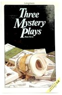 Papel THREE MYSTERY PLAYS (LONGMAN STRUCTURAL READERS LEVEL 4)