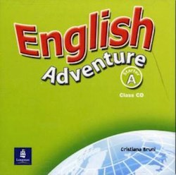 Papel English Adventure Starter A Class Cd