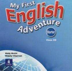 Papel My First English Adventure Starter Class Cd