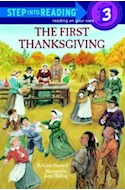 Papel FIRST THANKSGIVING (STEP INTO READING 3)