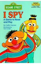 Papel I SPY A GAME TO READ AND PLAY (STEP INTO READIN 1)