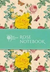 Papel Rhs Rose Notebook