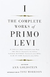Papel The Complete Works Of Primo Levi Box Set