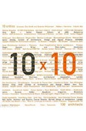 Papel 10 X 10 (INGLES) (RUSTICA)