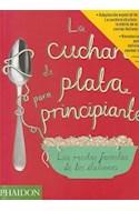 Papel CUCHARA DE PLATA PARA PRINCIPIANTES (CARTONE)