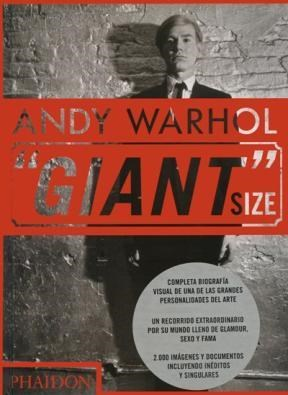 """Papel Andy Warhol """"Giant"""" Size"""