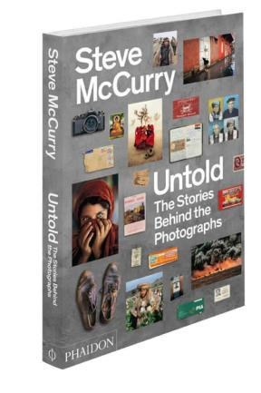 Papel Steve Mccurry: Untold