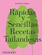 Papel RAPIDAS Y SENCILLAS RECETAS TAILANDESAS (CUCHARA DE PLATA) (CARTONE)