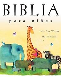 Libro Biblia Para Ni/Os Edicion De Regalo Nvi 2014 Td