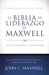 Papel Biblia Del Liderazgo De Maxwell, La (Actualizada Y Ampliada)