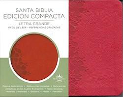 Libro Santa Biblia Compacta Custom Roja Rvr 1960