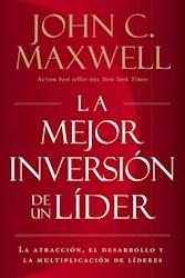 Libro La Mejor Inversion De Un Lider.