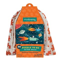Papel Outer Space - Puzzle To Go