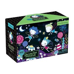 Papel Fairies - Glow In The Dark Puzzle (100 Pieces)