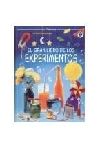 Papel EL GRAN LIBRO DE LOS EXPERIMENTOS