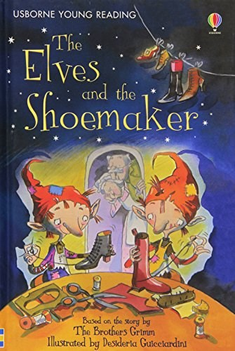 Papel Elves And The Shoemakes, The