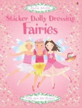 Papel Sticker Dolly Dressing - Fairies