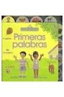 Papel PRIMERAS PALABRAS (DIME LO QUE VES)