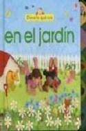 Papel EN EL JARDIN (DIME LO QUE VES)