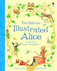 Papel Illustrated Alice (Illustrated Story Collections)