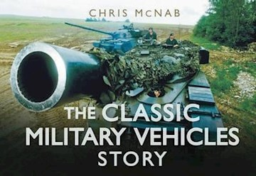 Papel The Classic Military Vehicles Story