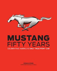 Libro Mustang Fifty Years