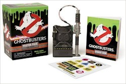Papel Ghostbusters: Proton Pack And Wand