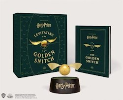 Papel Harry Potter: Levitating Golden Snitch