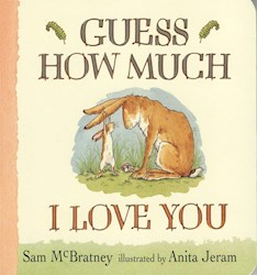 Papel Guess How Much I Love You (Board Book)