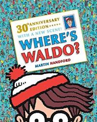Papel Where'S Waldo? 30Th Anniversary Edition