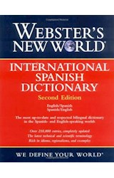 Papel INTERNATIONAL SPANISH DICTIONARY 2 EDIC