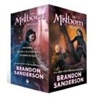 Papel The Mistborn Trilogy Box Set