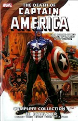Papel Death Of Captain America: The Complete Collection