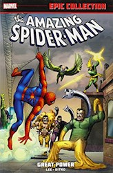 Papel Amazing Spider-Man Epic Collection: Great Power