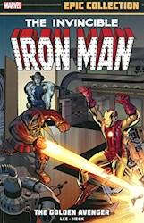 Papel Iron Man Epic Collection: The Golden Avenger