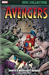 Papel Avengers Epic Collection: Earth'S Mightiest Heroes