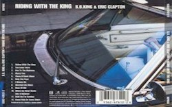 Música Riding With The King (Cd)