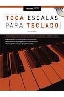 Papel TOCA ESCALAS PARA TECLADO (INCLUYE CD)