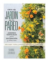 Libro Crea Un Jardin En Tu Pared