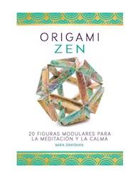 Libro Origami Zen