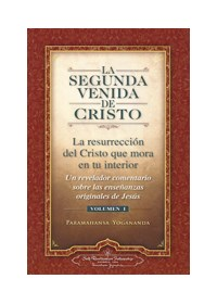 Papel La Segunda Vida De Cristo Tomo I