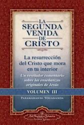 Papel Segunda Venida De Cristo, La - Volumen I