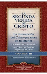 Papel III SEGUNDA VENIDA DE CRISTO LA (VOL III)