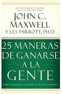 Papel 25 MANERAS DE GANARSE A LA GENTE