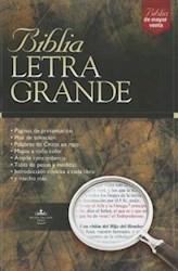 Libro Santa Biblia Letra Grande Color Negra Rvr 1960