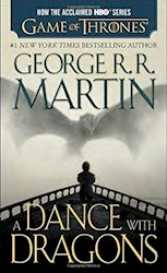 Papel A Dance With Dragons (Hbo Tie-In Edition)