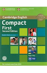 Papel Compact First Second Ed. Student's Book with Answers